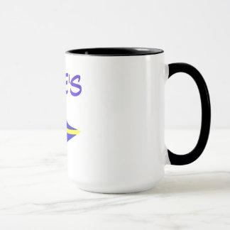 CDYCのマグ マグカップ