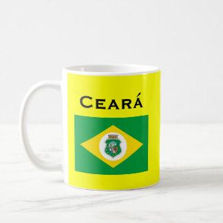 Ceará*ブラジルのコーヒー・マグ/Caneca da Ceará コーヒーマグカップ