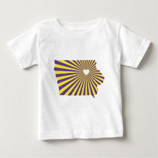 Cedar Falls愛 ベビーTシャツ
