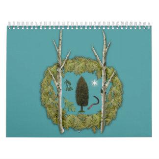 CedarLight果樹園2010のカレンダー カレンダー