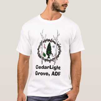 CedarLight果樹園、ADF Tシャツ