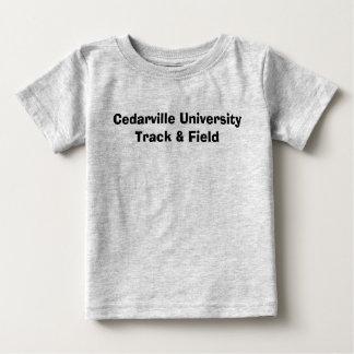 Cedarville大学陸上競技 ベビーTシャツ