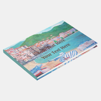 Cefaluのビーチ、ゲストブック ゲストブック