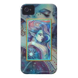 CelestaのFaeryの天妖精のファンタジーの芸術 Case-Mate iPhone 4 ケース