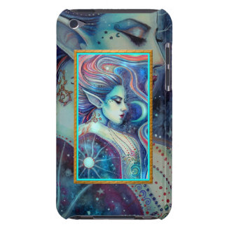 CelestaのFaeryの天妖精のファンタジーの芸術 Case-Mate iPod Touch ケース