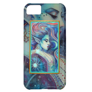 CelestaのFaeryの天妖精のファンタジーの芸術 iPhone5Cケース