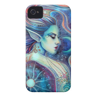 CelestaのFaeryの天妖精のファンタジーの芸術 iPhone 4 カバー
