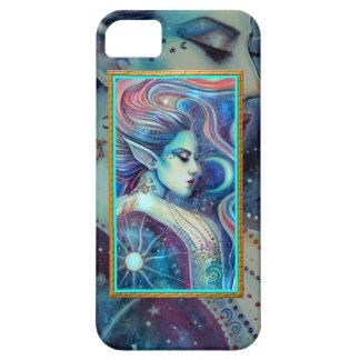 CelestaのFaeryの天妖精のファンタジーの芸術 iPhone 5 ケース