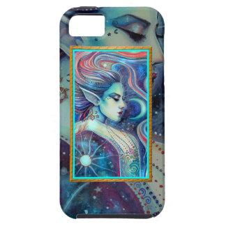 CelestaのFaeryの天妖精のファンタジーの芸術 iPhone 5 タフケース