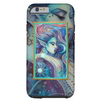 CelestaのFaeryの天妖精のファンタジーの芸術 iPhone 6 タフケース