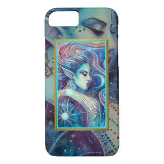 CelestaのFaeryの天妖精のファンタジーの芸術 iPhone 7ケース