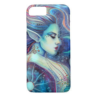 CelestaのFaeryの天妖精のファンタジーの芸術 iPhone 8/7ケース