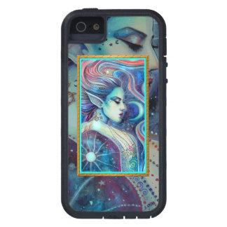 CelestaのFaeryの天妖精のファンタジーの芸術 iPhone SE/5/5s ケース