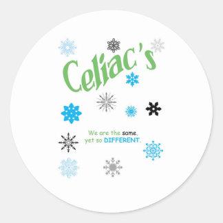 Celiac雪片 ラウンドシール