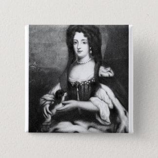 CelleのSophia Dorothea 5.1cm 正方形バッジ