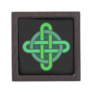celtic knot ireland ancient symbol pagan irish gre ギフトボックス