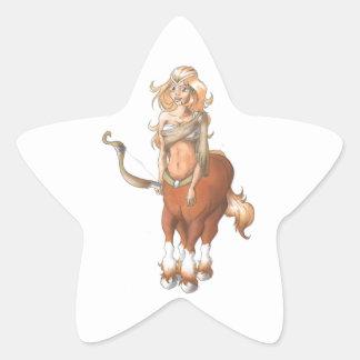 Centaure 星シール