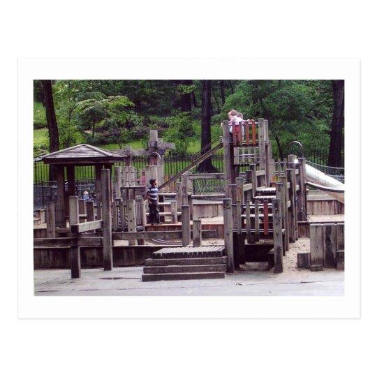 Central Park ポストカード