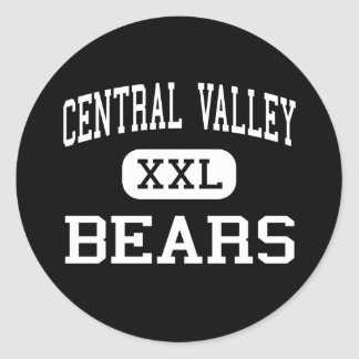 Central Valley -くま-スポケーンの高谷 ラウンドシール