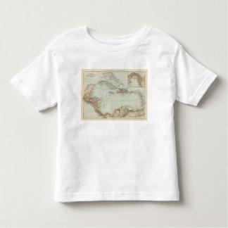 Centralamerikaのund Westindien -中央アメリカ トドラーTシャツ