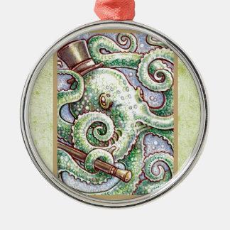 Cephalopod氏 メタルオーナメント