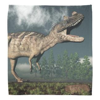 Ceratosaurusの恐竜- 3Dは描写します バンダナ