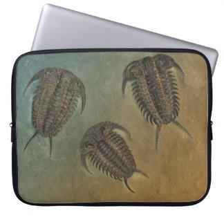 Ceraurusの化石Trilobite ラップトップスリーブ