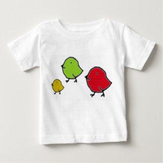 Cerebroのサルサのpor Bebés ベビーTシャツ