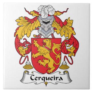Cerqueiraの家紋 タイル