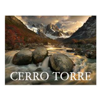 Cerro Torre ポストカード