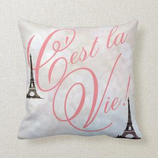 C'estのLaは竸います! エッフェル塔パリは枕をつけます クッション