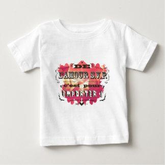 c'est de l'amour s.v.p.はemporterを注ぎます! ベビーTシャツ
