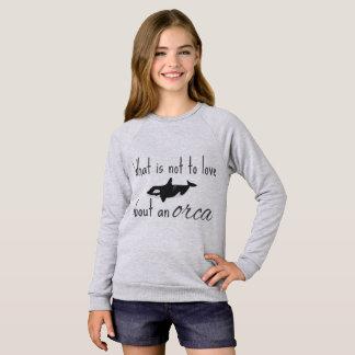 CetaMerch™は長袖をからかいます スウェットシャツ