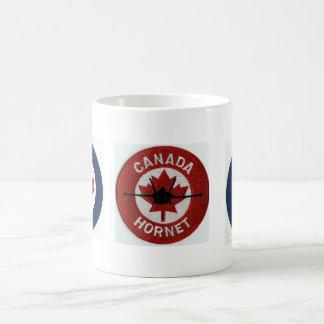CF-18スズメバチのマグ コーヒーマグカップ
