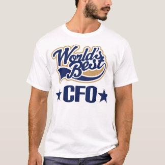 CFOのギフトの最高財務責任者(世界のベスト) Tシャツ