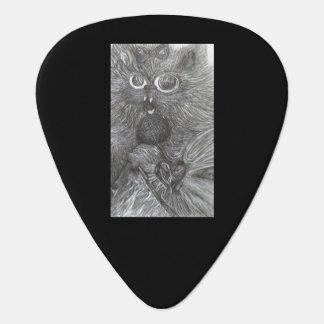 CFWによる歌う子猫の芸術 ギターピック