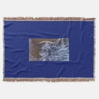 cfwによる青猫の芸術 スローブランケット
