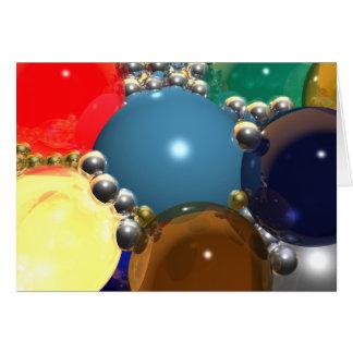 CGI球 カード