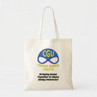 CGUのオタク系のはトートバックに興味を起こさせます トートバッグ