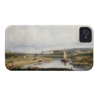 CHの概観の広範な川の景色 Case-Mate iPhone 4 ケース