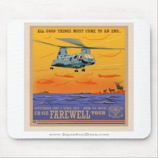 CH-46別れのマウスパッド マウスパッド