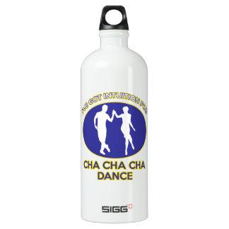 chaのchaのchaのデザイン ウォーターボトル
