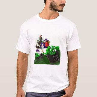 Cha著ジュピターの1日 Tシャツ