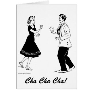 Cha Chaカード カード