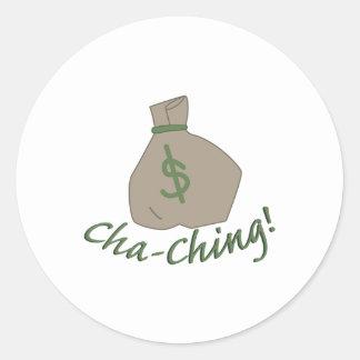 Cha chingのバッグ ラウンドシール