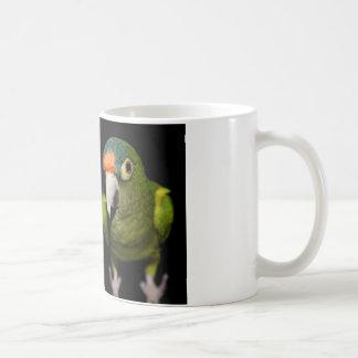 「Cha Doin」のオウムのコーヒー・マグ何 コーヒーマグカップ