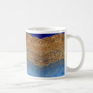 Chacoの地平線のマグ コーヒーマグカップ