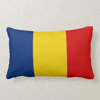 chadの国旗の枕 ランバークッション
