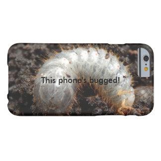 Chaferの幼虫によって煩わせられるiPhoneの場合 Barely There iPhone 6 ケース