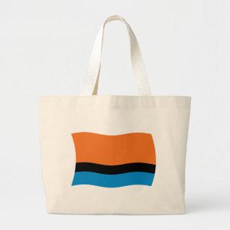 Chagossiansの旗のトートバック ラージトートバッグ